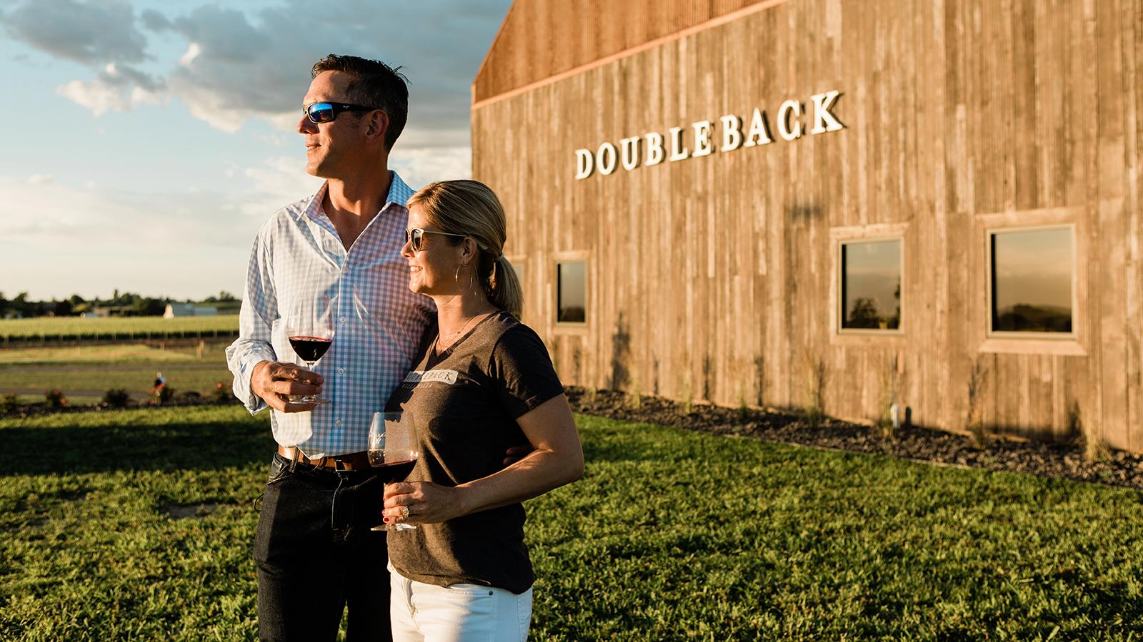 Drew Bledsoe Builds New Walla Walla Winery
