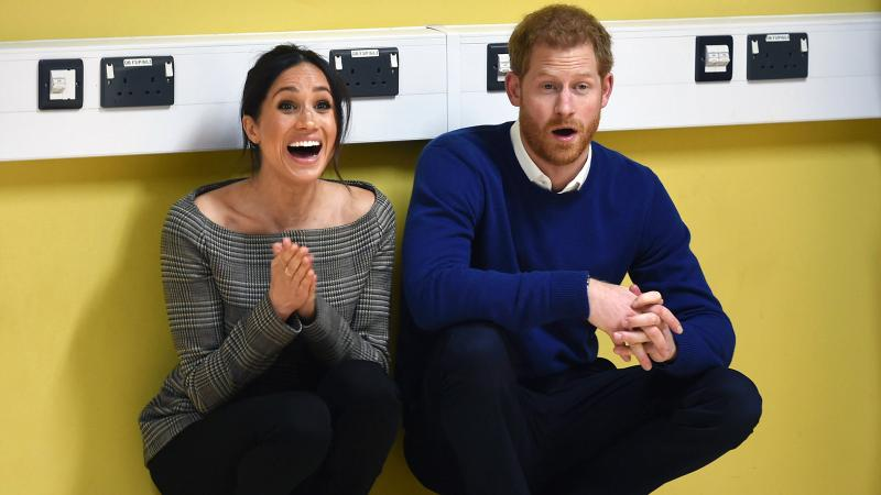 A surprise wine invited to the Royal Wedding?