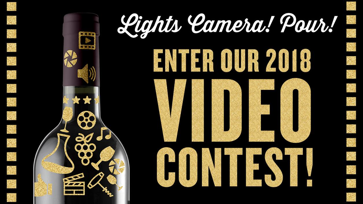 Lights! Camera! Pour! Wine Spectator's 12th Annual Video Contest