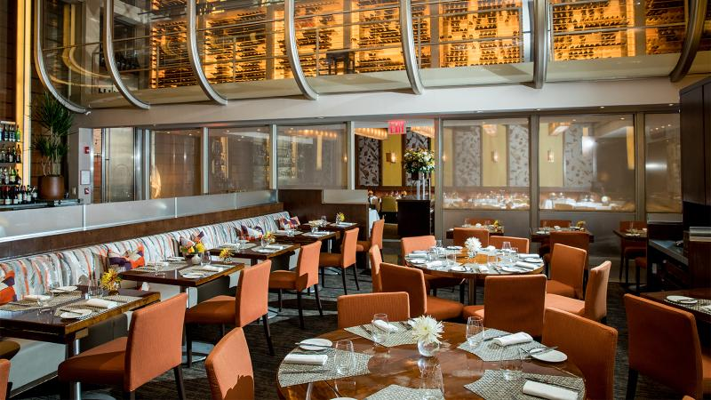 Best of Award of Excellence winner Aureole has been participating in NYC Restaurant Week since its first iteration in 1992.