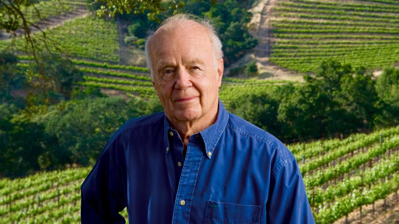 John Shafer believed the Stags Leap District had a special terroir.