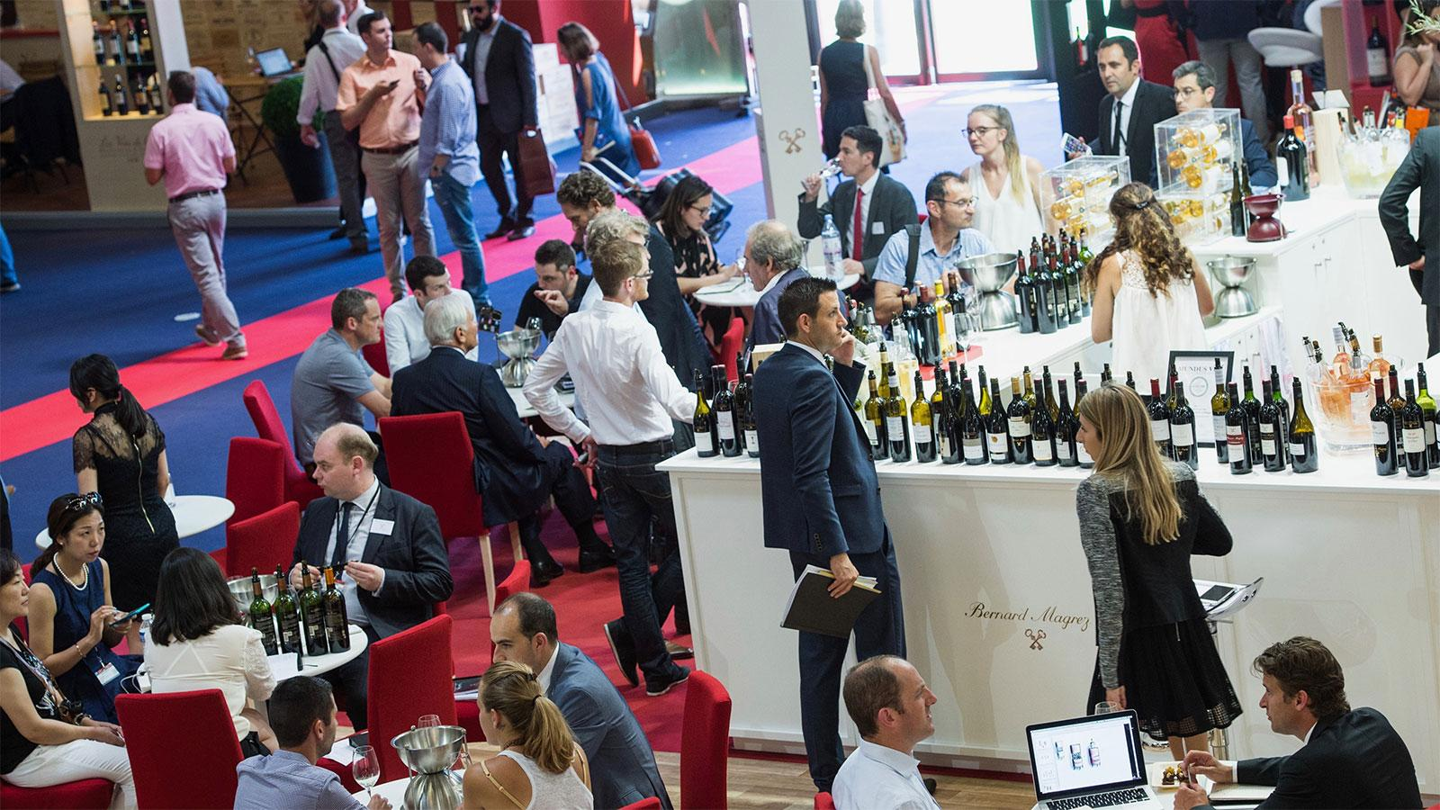Vinexpo Reboots Its Flagship Show in Bordeaux