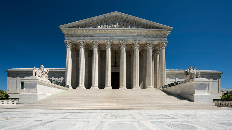The Supreme Court justices will need to decide how much power states have over alcohol sales.