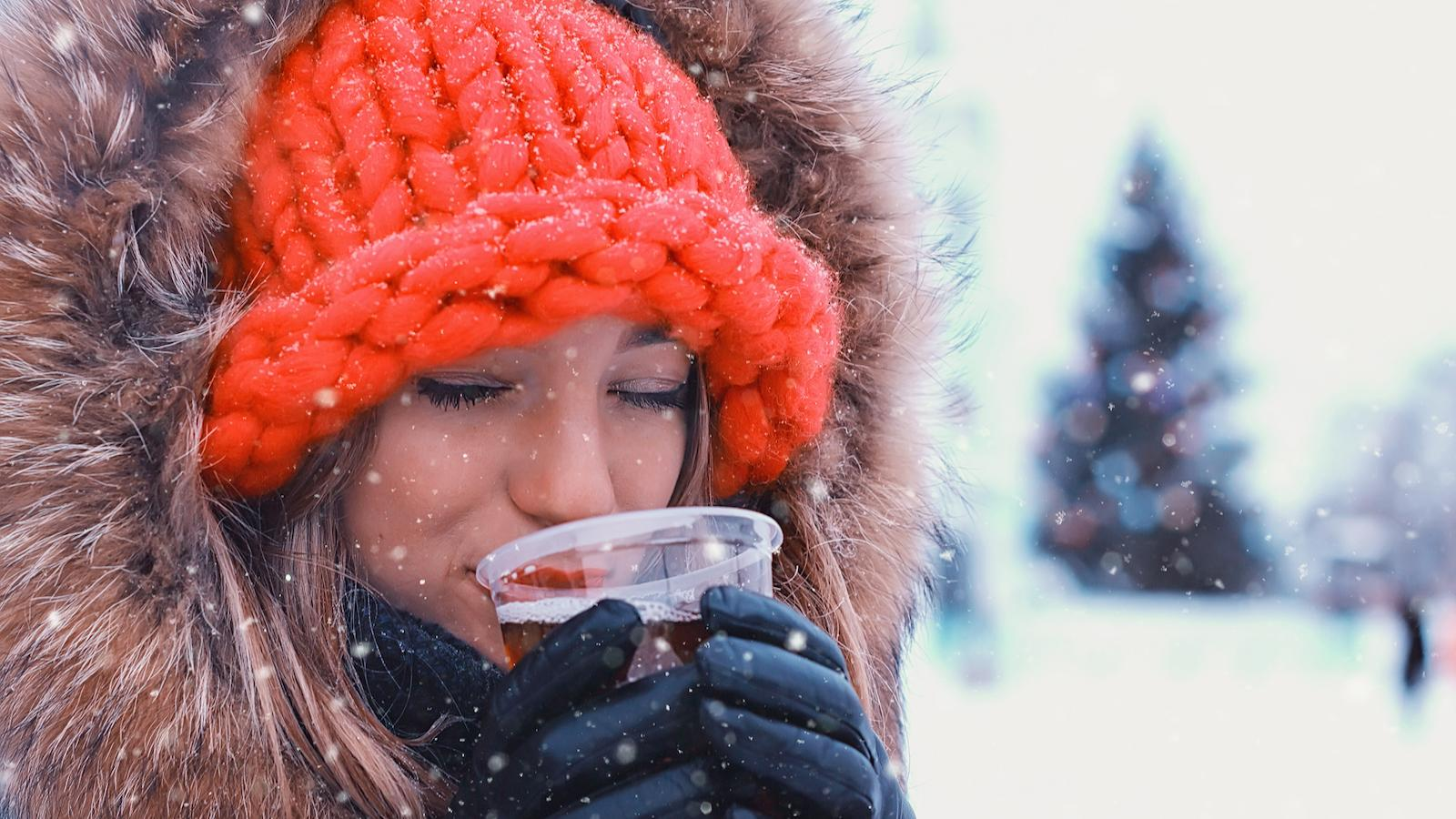 Is It Cold Outside? You Might Be Drinking More