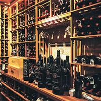 Image for an article: Tony Simmons' 3,200-bottle collection showcases Napa gems and prestige Bordeaux.