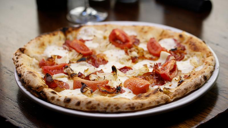 Restaurants like Pizza Republica in Denver know that wine and pizza make a great match.