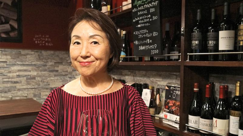 Yumi Tanabe has been a major influence on modernizing Japan's wine scene over her four-decade career.