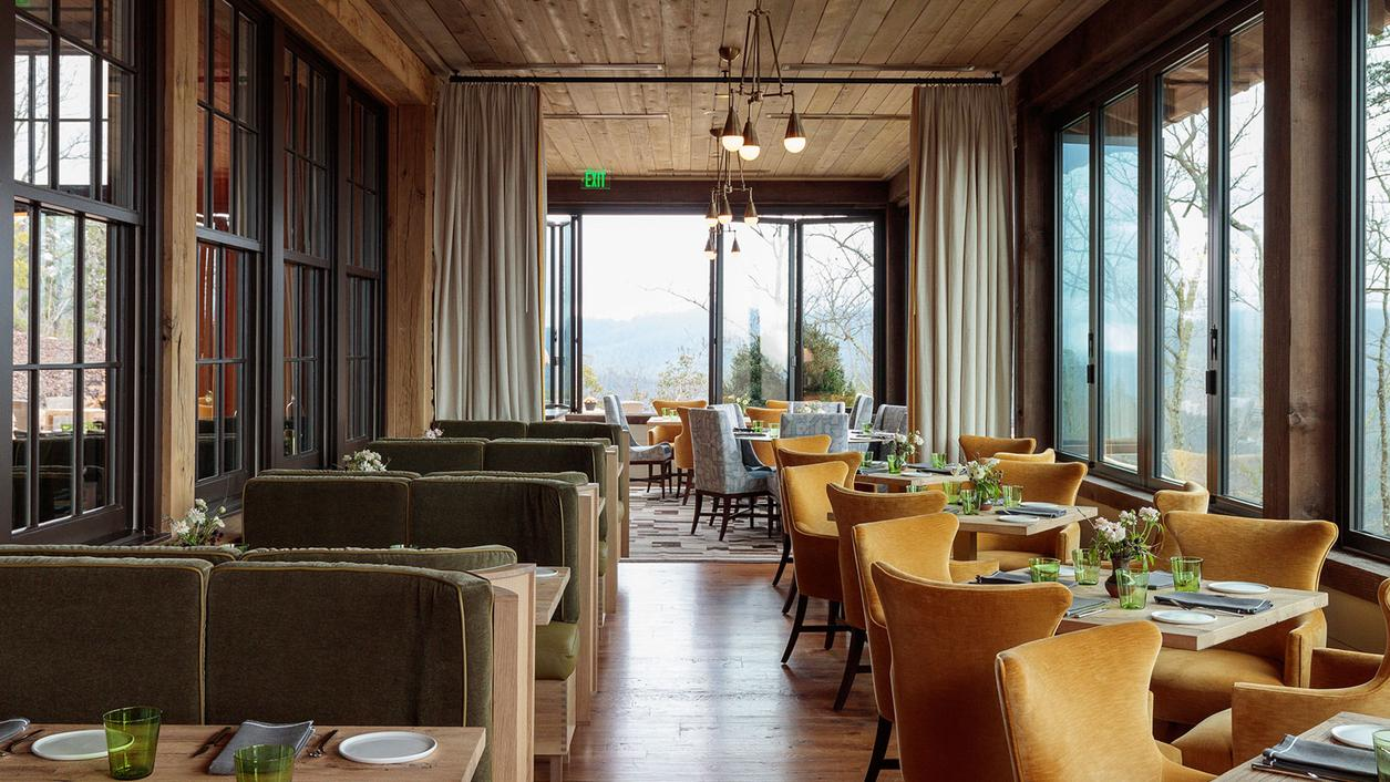 Turning Tables: Inside Blackberry Farm's New Mountain Hotel and Restaurants