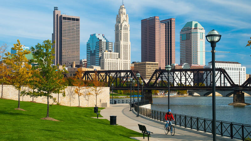 Image for an article: The Cameron Mitchell group is a fixture of Ohio's vibrant capital.