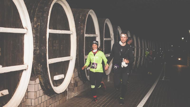 The 10K Race Through the World's Largest Wine Cellar