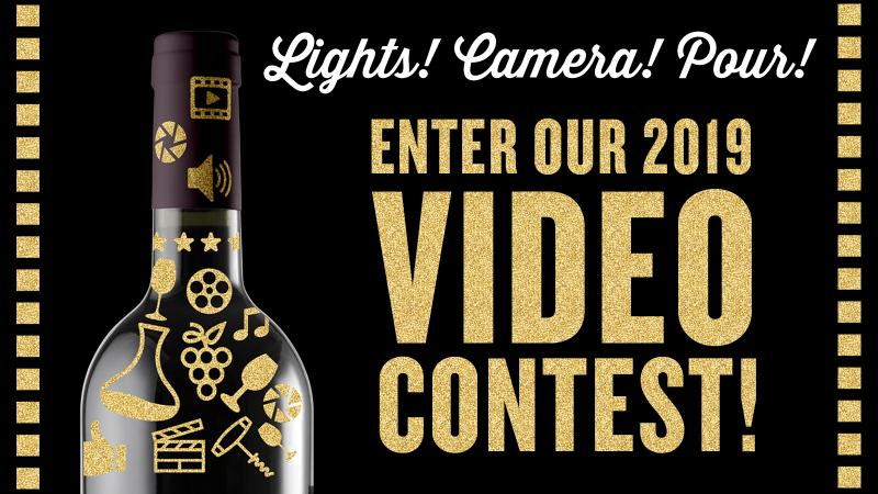 Lights! Camera! Pour! Wine Spectator's 13th Annual Video Contest