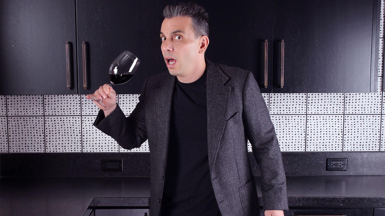 Wine Talk: Sebastian Maniscalco Stays Thirsty | Wine Spectator