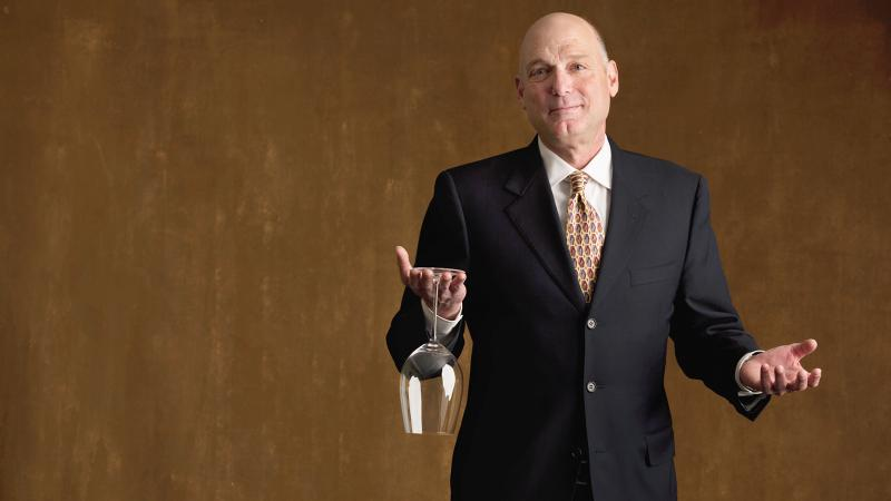 Matt Kramer says goliath wine distributor mergers don't necessarily mean limited choices.