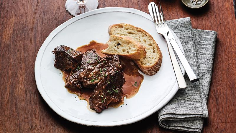 Dining Tip: Port-Braised Short Ribs with Cabernet