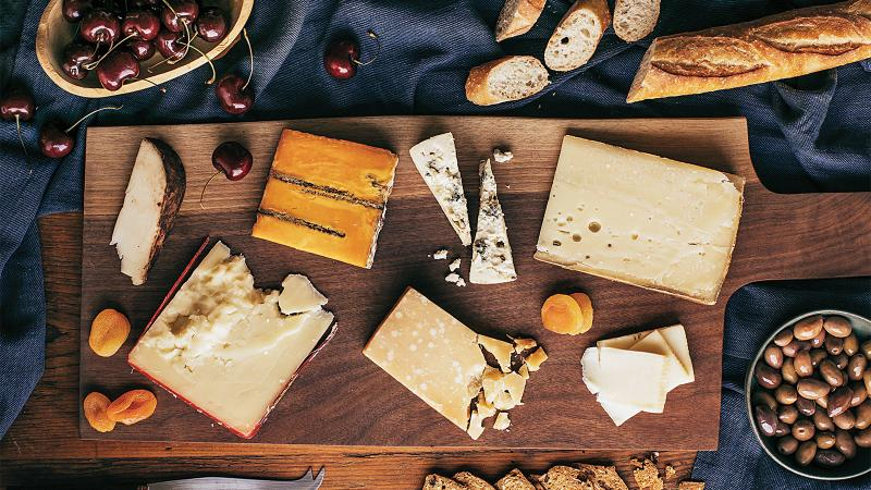 Best of Wisconsin in 12 Cheeses