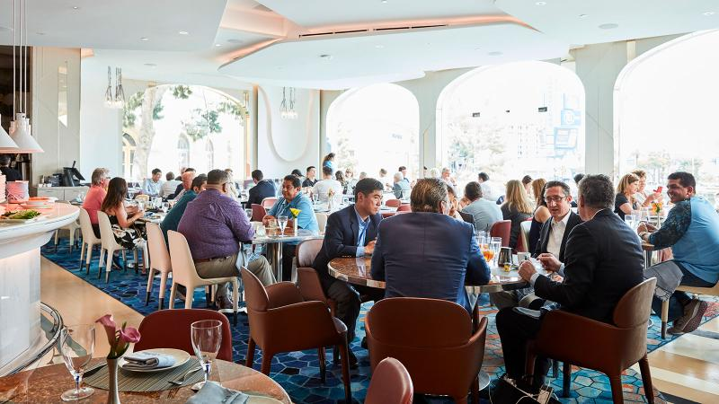 Travel Tip: Las Vegas Gets Serious About Lunch