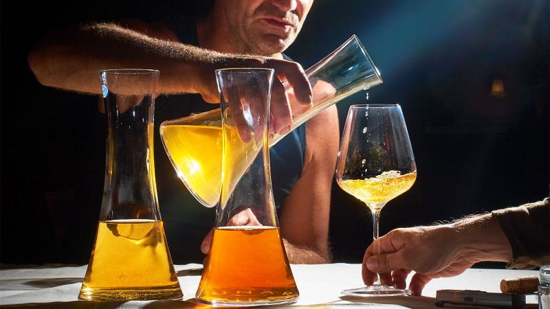 What's the Deal with 'Orange' Wines?