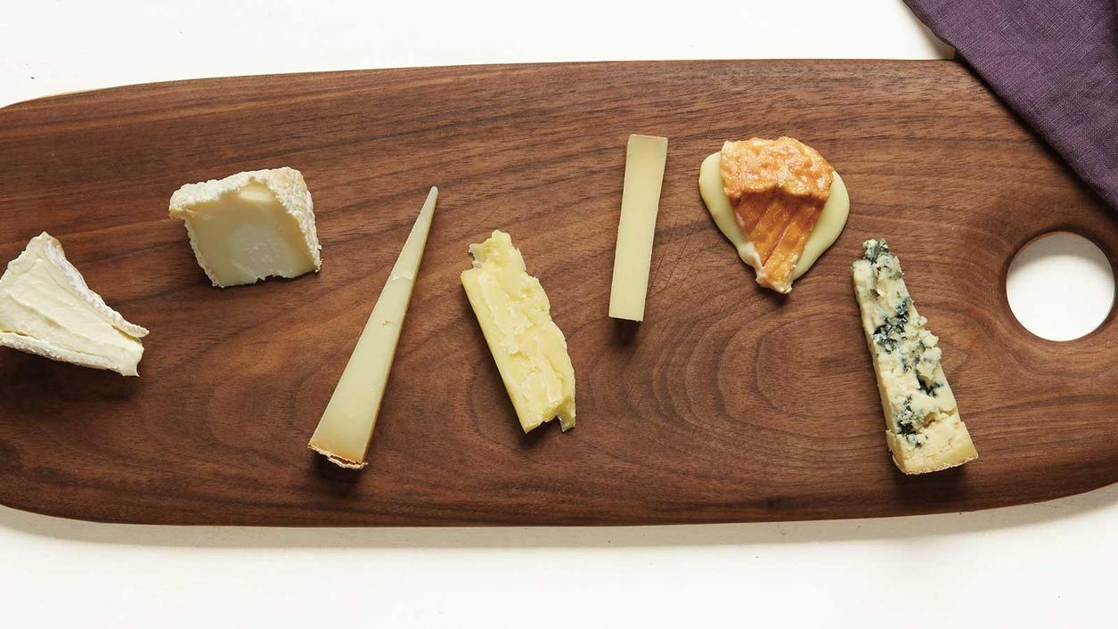 Cheese Tip: A Cheese Plate to Win Friends