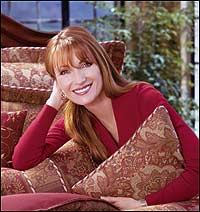 Jane Seymour, now appearing in </i>Wedding Crashers<i>, is both painting vineyards and planting one.