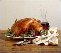 The classic turkey dinner is easily adapted with international ingredients and techniques.