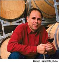 Wither Hills chief winemaker Brent Marris was accused of creating a special blend for a wine competition, but was later cleared.