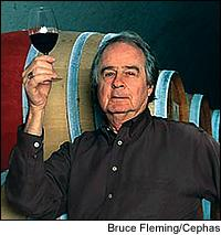 Stag's Leap founder Warren Winiarski, 79, will remain involved at the winery for the next few years.