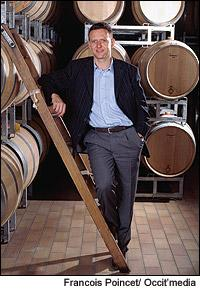 Vincent Montigaud helped rebuild Baron'arques for owner Mouton.