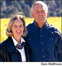 Margaret and Dan Duckhorn grew the business to include three wineries and several hundered acres of prime vineyard land.