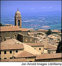 Authorities in Italy have blocked shipment of 2003 Brunellos di Montalcino from some of the region's top producers.
