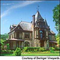 From Beringer comes an appealing yet inexpensive 2007 Napa Pinot.