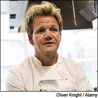 For a while it seemed everything with Gordon Ramsay's name on it turned to gold. One château hopes that will come true again.