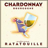 The Ratatouille-inspired wine never made it to store shelves.