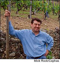 Winemaker Jean-Luc Colombo thinks about the food when he's making the wine to go with it.