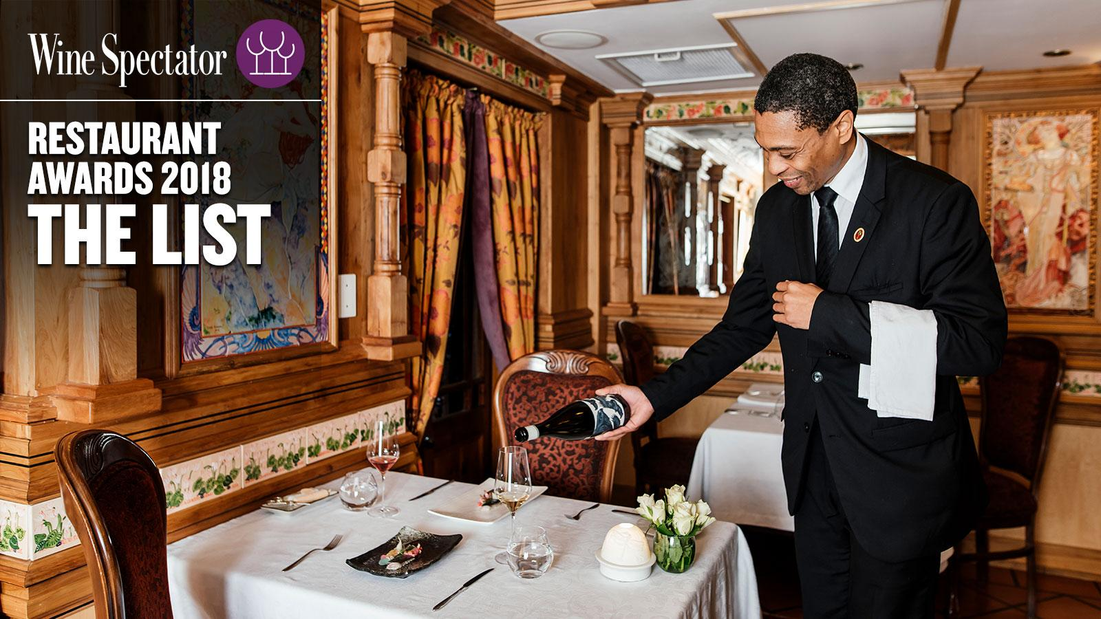 Find the Best Restaurants for Wine Lovers!