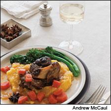 Anise-Scented Lamb Osso Buco