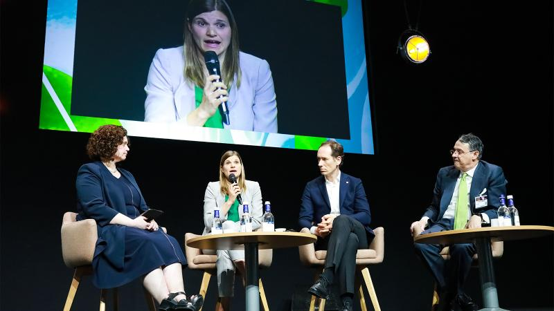 Vinexpo's Symposium, Focused on Climate Change, Made a Big Impression