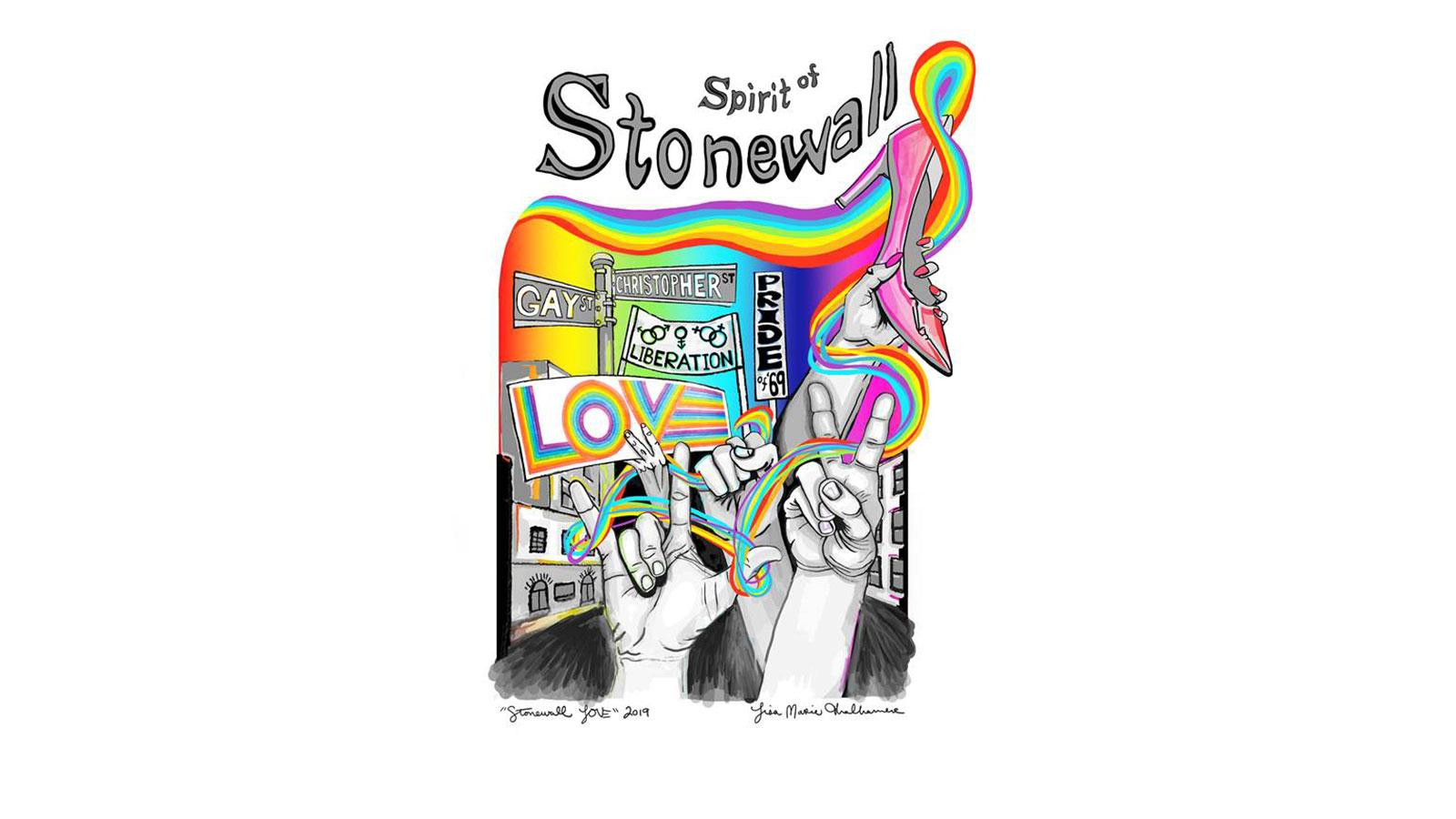 Spirit of Stonewall