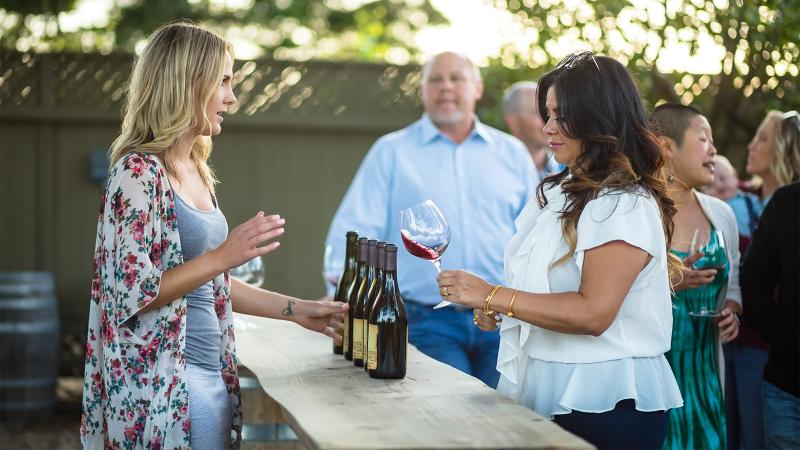 Reds from Germany to whites from Paso Robles: Some somm summer sippers are eclectic and unexpected.