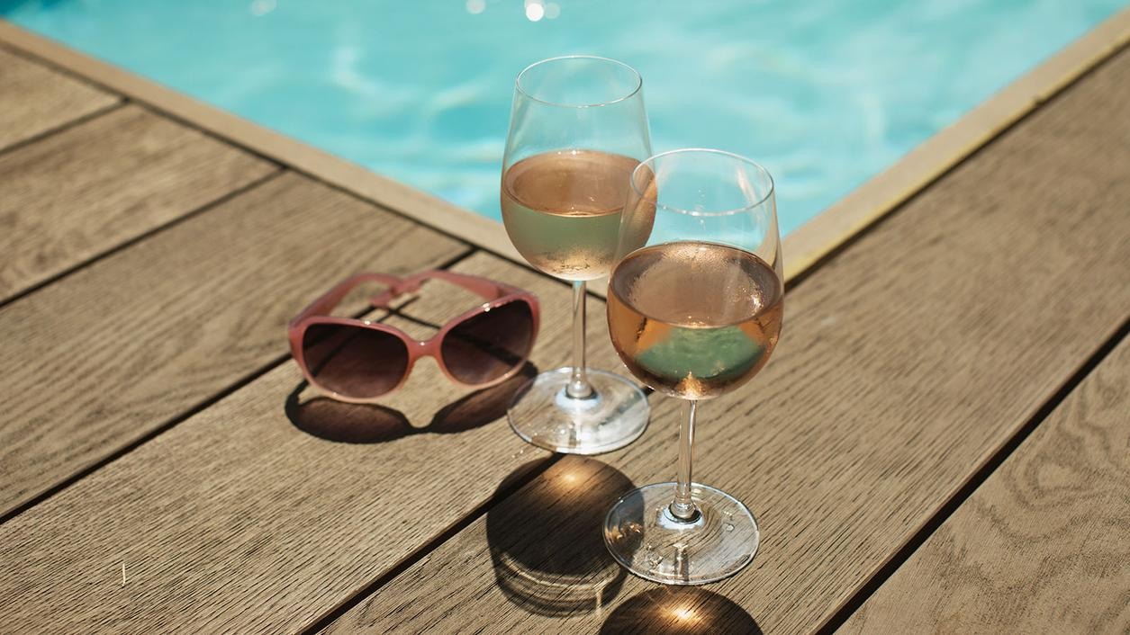 8 California Rosés for (Daydreaming of) Poolside Sipping