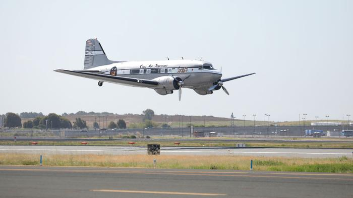 Winemaker Flies WW2 Plane from Sonoma to Normandy to Join D-Day Squad