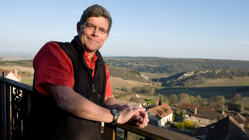 Alex Gambal says his Burgundy vineyards will remain in good hands.