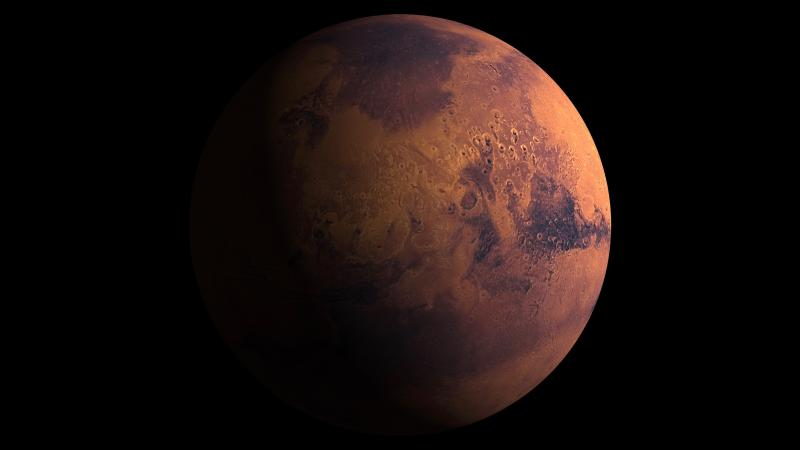 Astronauts visiting Mars would live in low gravity for more than a year, weakening muscles and bones.