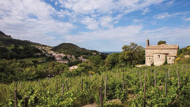 Gigondas is home base for Château de St.-Cosme, but the estate makes wines from multiple appellations in the Southern Rhône.