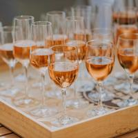 Having ample rosé on hand is key to a good summer.