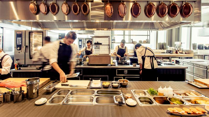 A New Concept in China for Restaurant at Meadowood Chef
