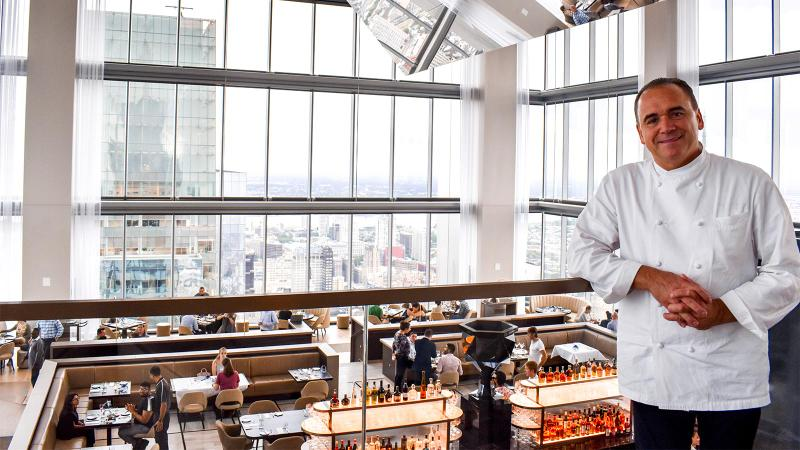 This will be chef Jean-Georges Vongerichten's first concepts in Philadelphia.