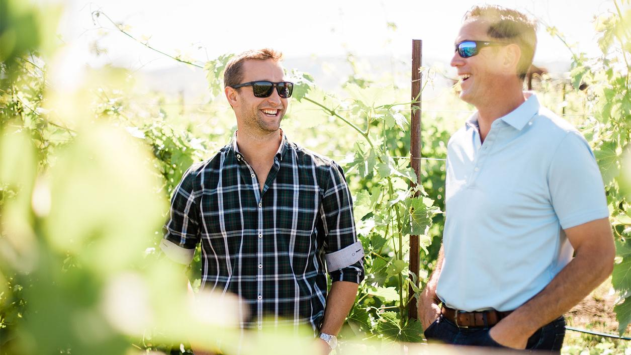 Drew Bledsoe Marches Downfield, Launches Oregon Pinot Label