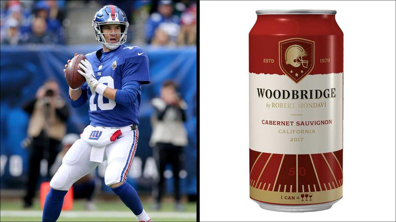 Eli Manning and Woodbridge are both looking for receivers in the red zone.