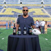 Any fan can be an armchair cornerback with Charles Woodson's new accessibly priced wine.