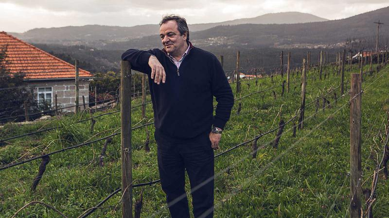Anselmo Mendes, the chief winemaker of Quinta do Ameal for over 20 years, will remain on board as a consultant under the new owners.
